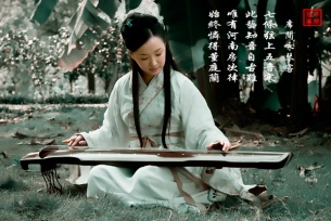 Musical instruments of traditional Chinese